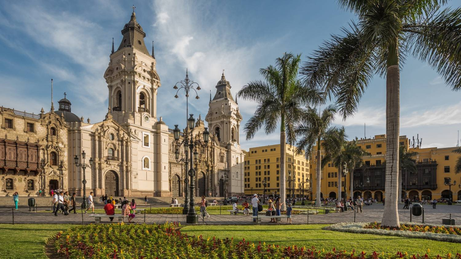 Lima - The Best Places To Visit In Peru