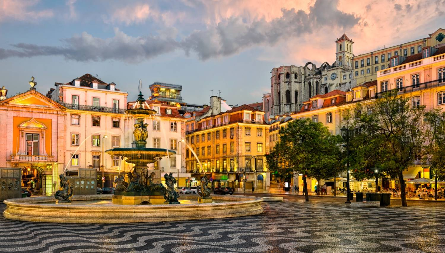 Lisbon - The Best Places To Visit In Portugal