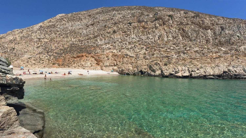 Livadaki Beach - Things To Do In Folegandros