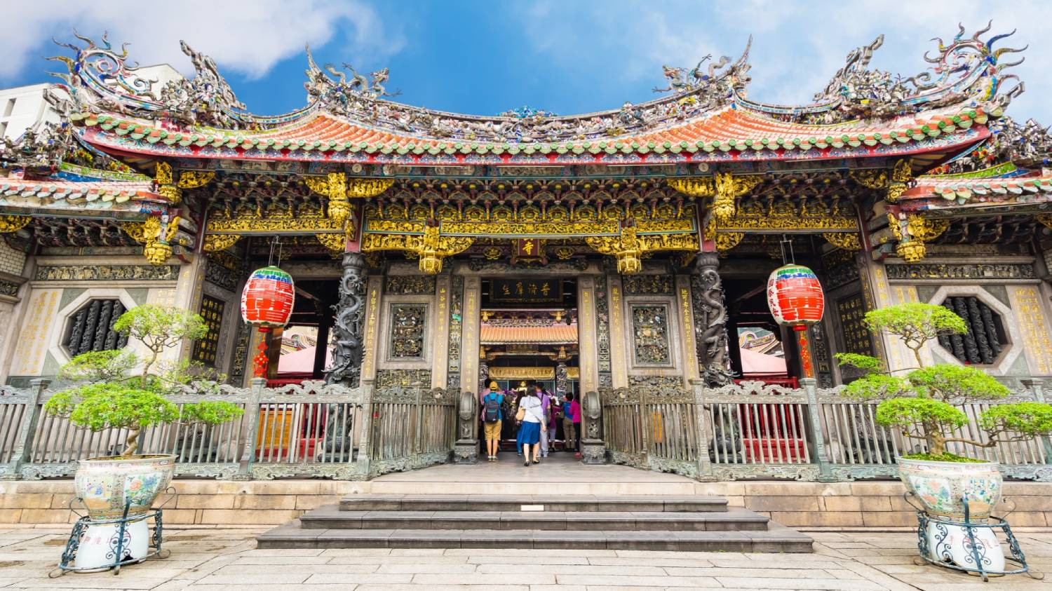 Longshan Temple - Things To Do In Taipei