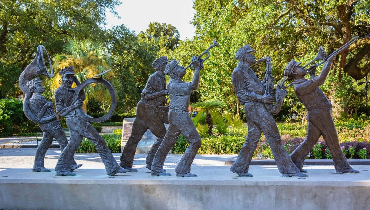 Louis Armstrong Park - Things To Do In New Orleans