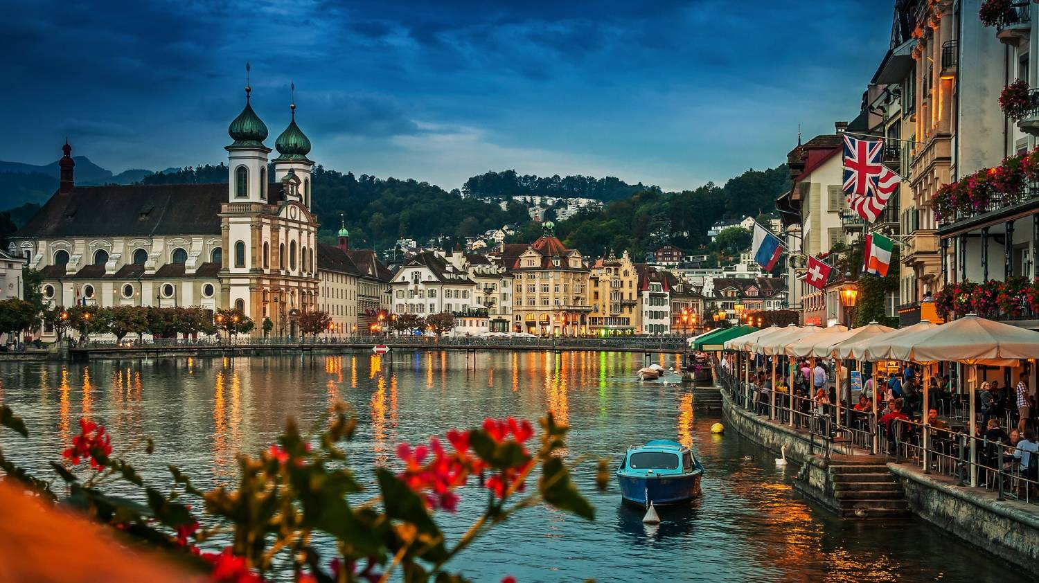 Lucerne - The Best Places To Visit In Switzerland