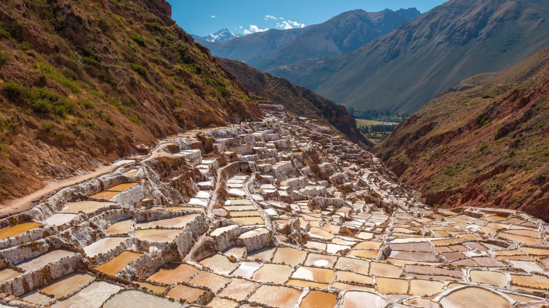 Maras Salt Pools - Things To Do In Cusco