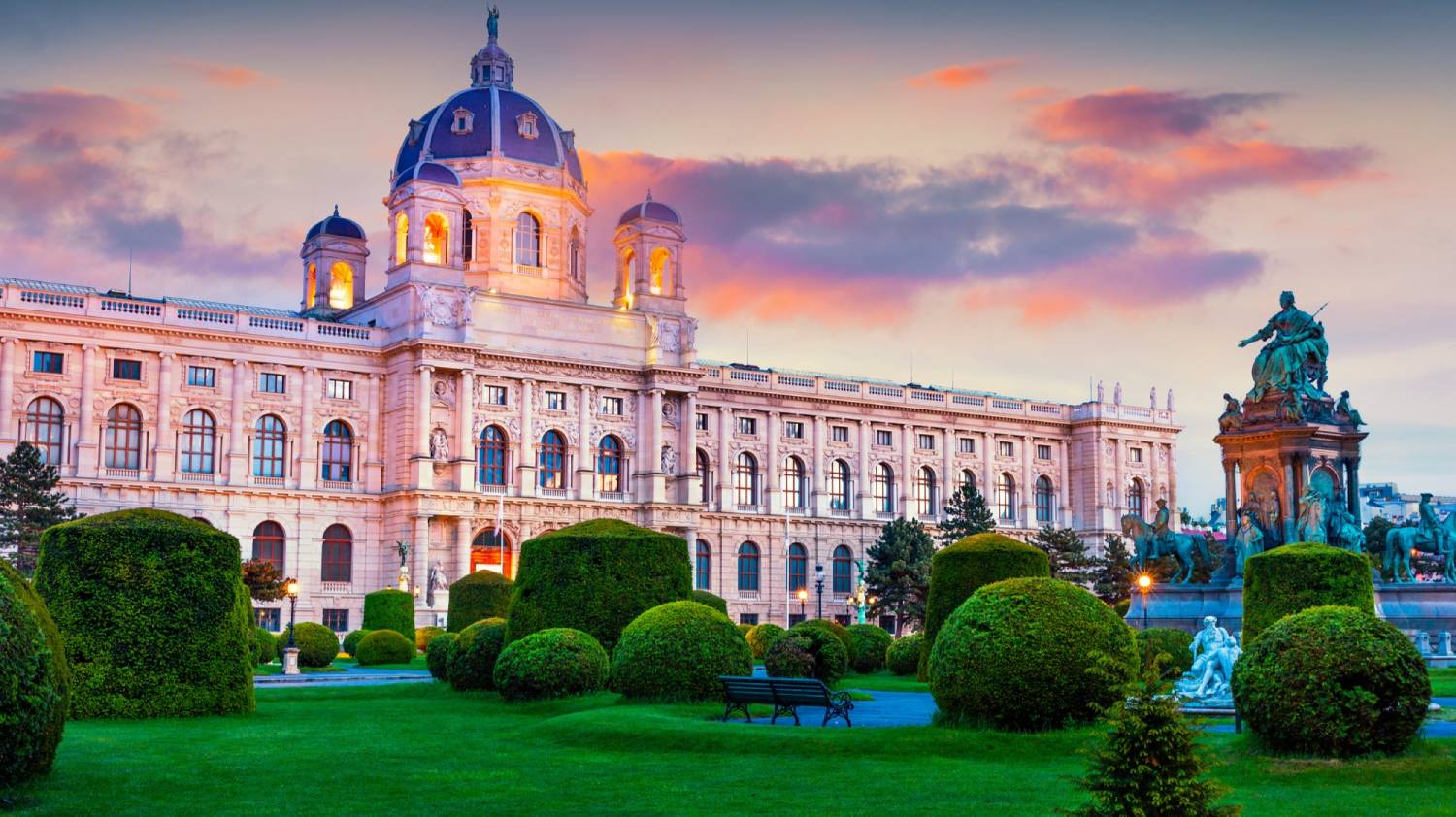 Maria Theresa Square - Things To Do In Vienna