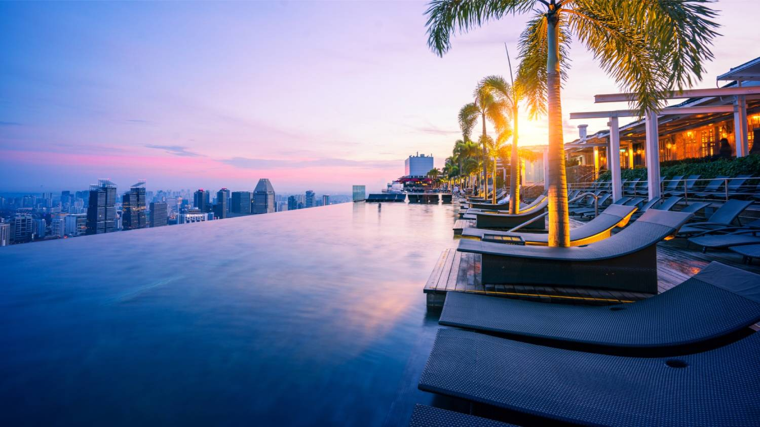 Marina Bay Sands Skypark - Things To Do In Singapore