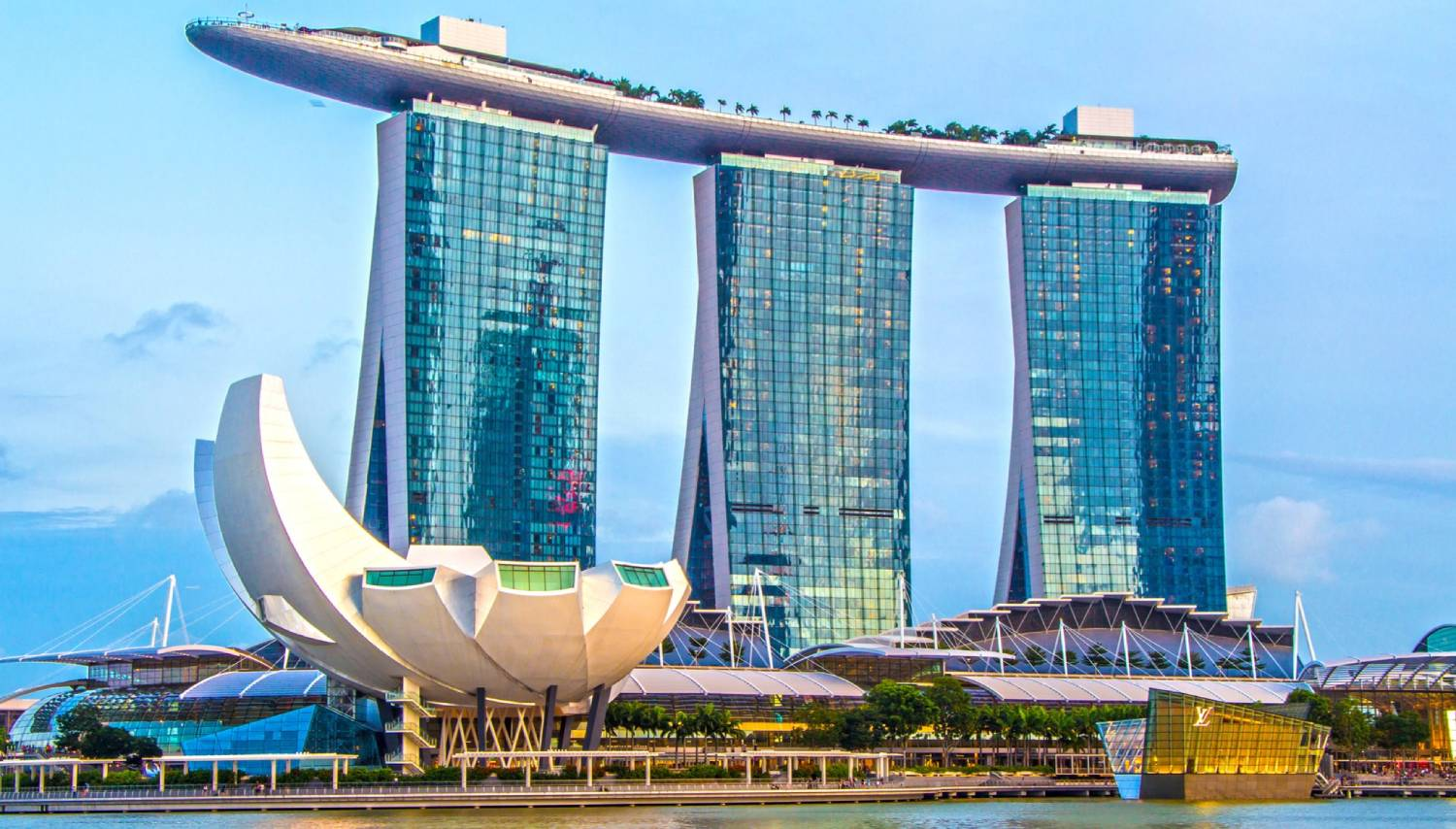 Marina Bay Sands - Things To Do In Singapore