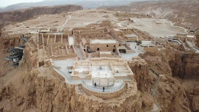 Masada - Things To Do In Israel