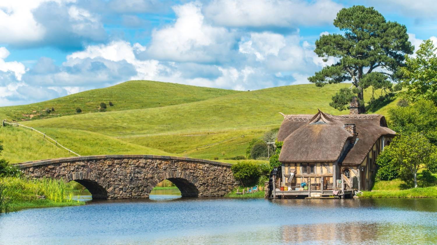 Matamata - The Best Places To Visit In New Zealand