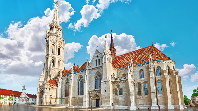 Matthias Church (Matyas-Templom) - Things To Do In Budapest