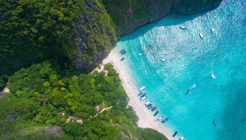 Maya Bay - Things To Do In Thailand