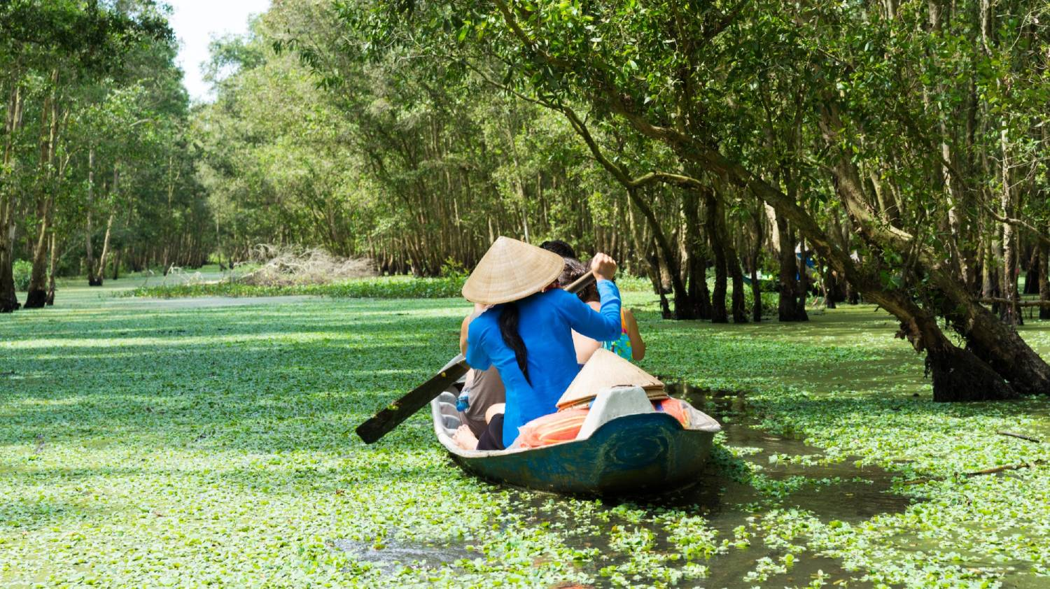 The Mekong Delta - The Best Places To Visit In Vietnam