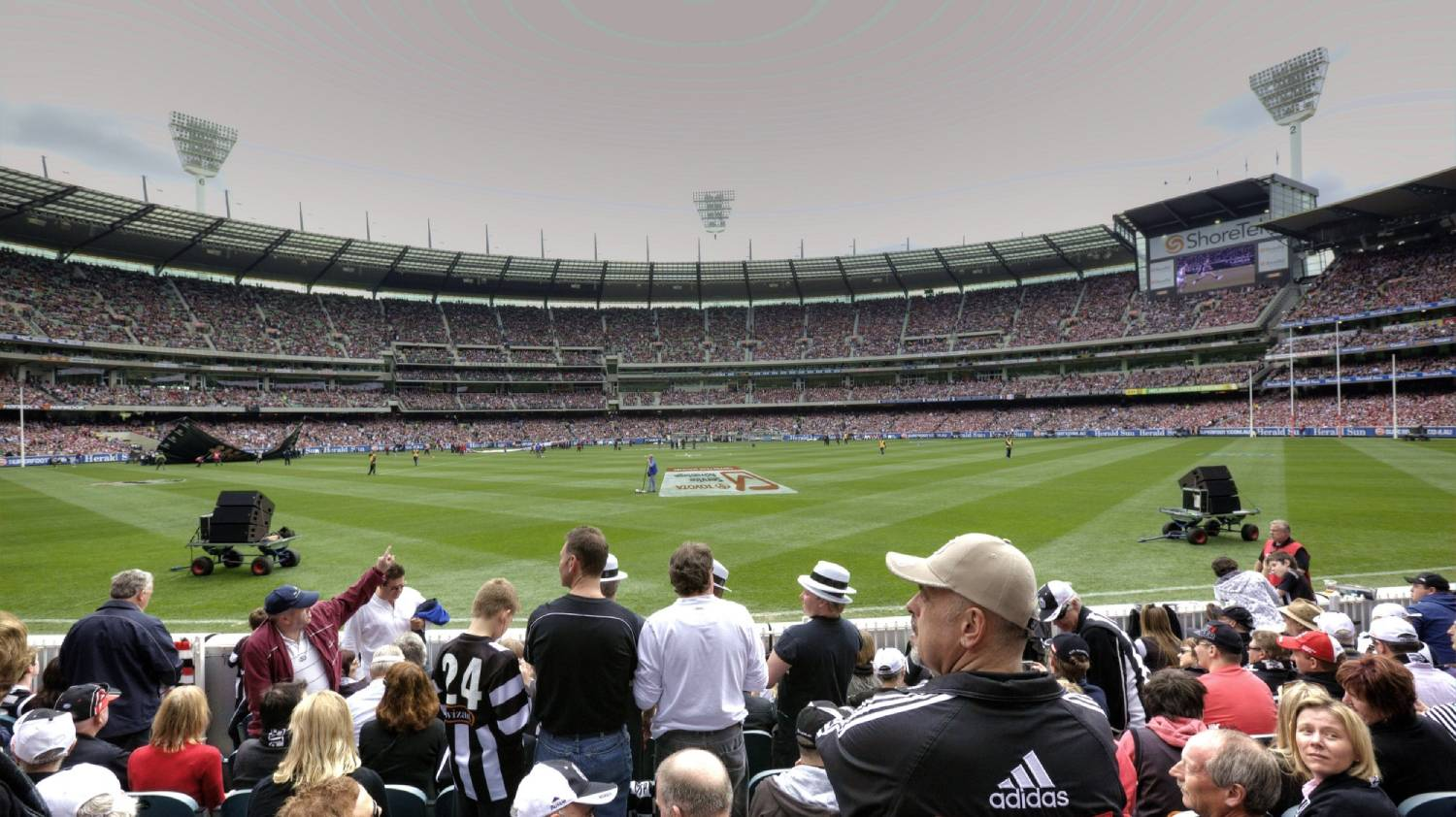 Melbourne Cricket Ground (MCG) - Things To Do In Melbourne
