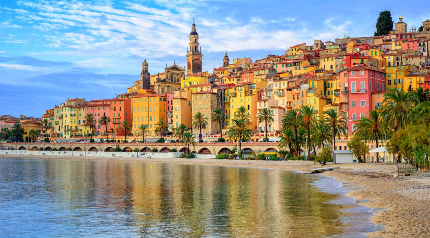 Menton - The Best Places To Visit In France