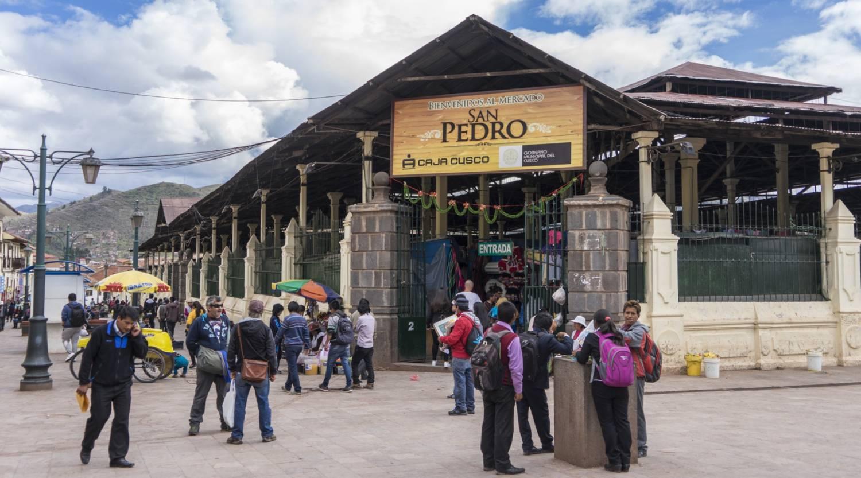 Mercado Central de San Pedro - Things To Do In Cusco