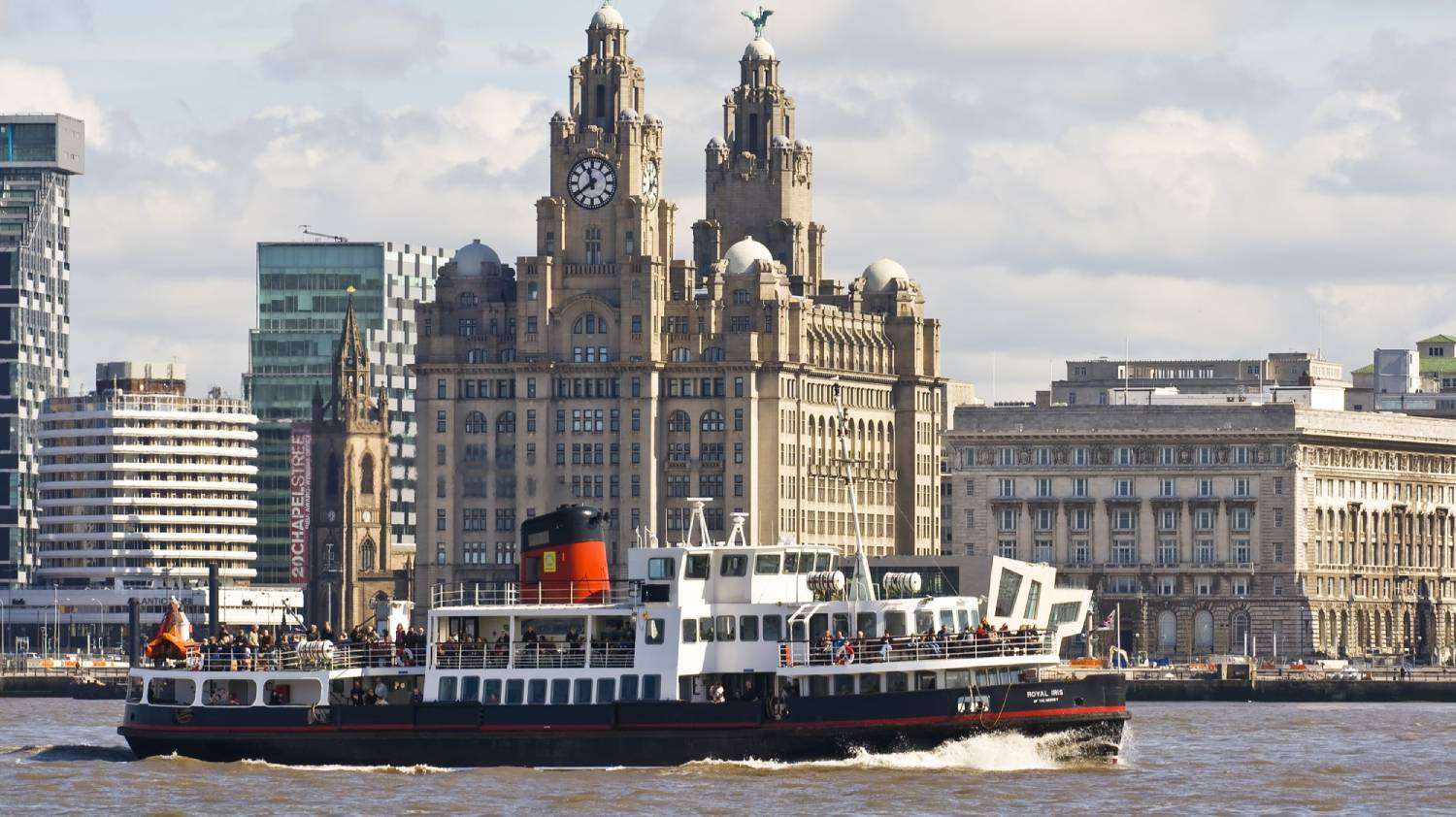 Mersey Ferries - Things To Do In Liverpool