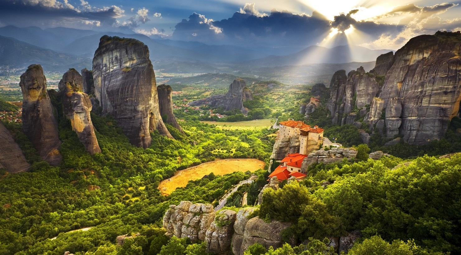 Meteora - Things To Do In Athens