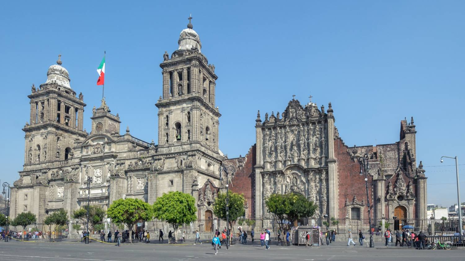 Metropolitan Cathedral (Catedral Metropolitana) - Things To Do In Mexico City