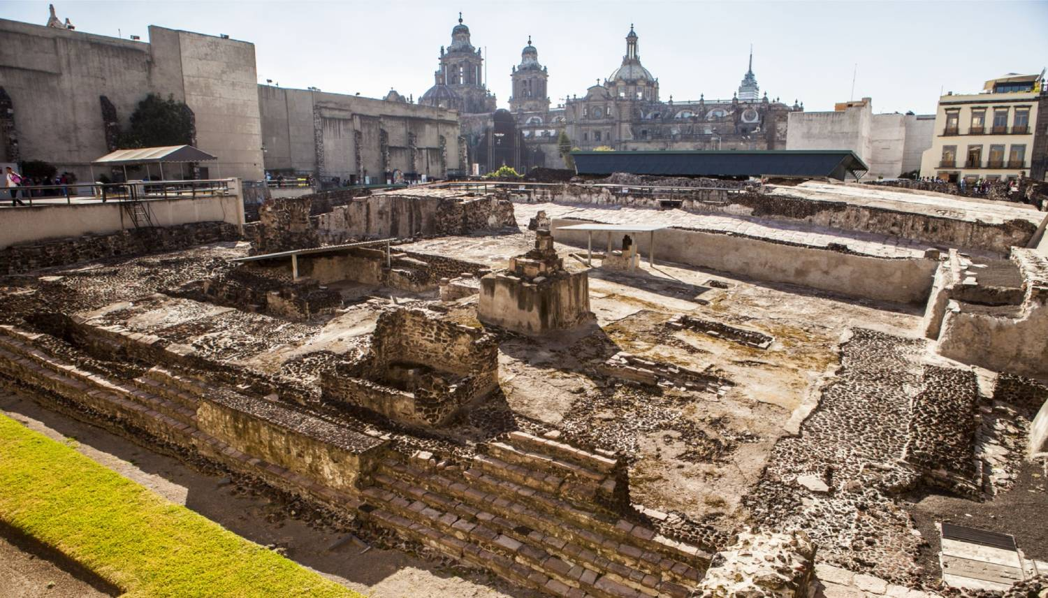 Mexico City Great Temple (Templo Mayor) - Things To Do In Mexico City