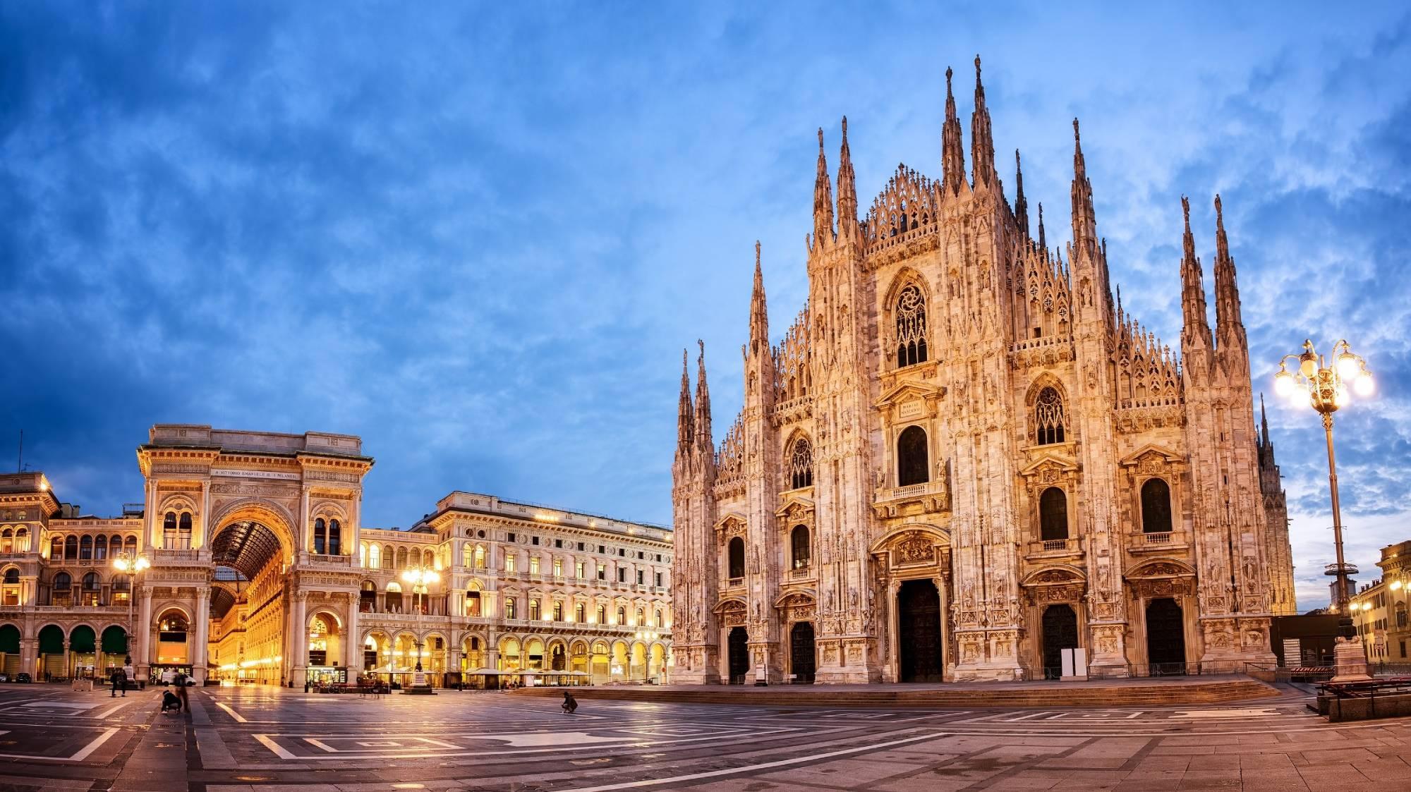 Milan - Travel Blog
