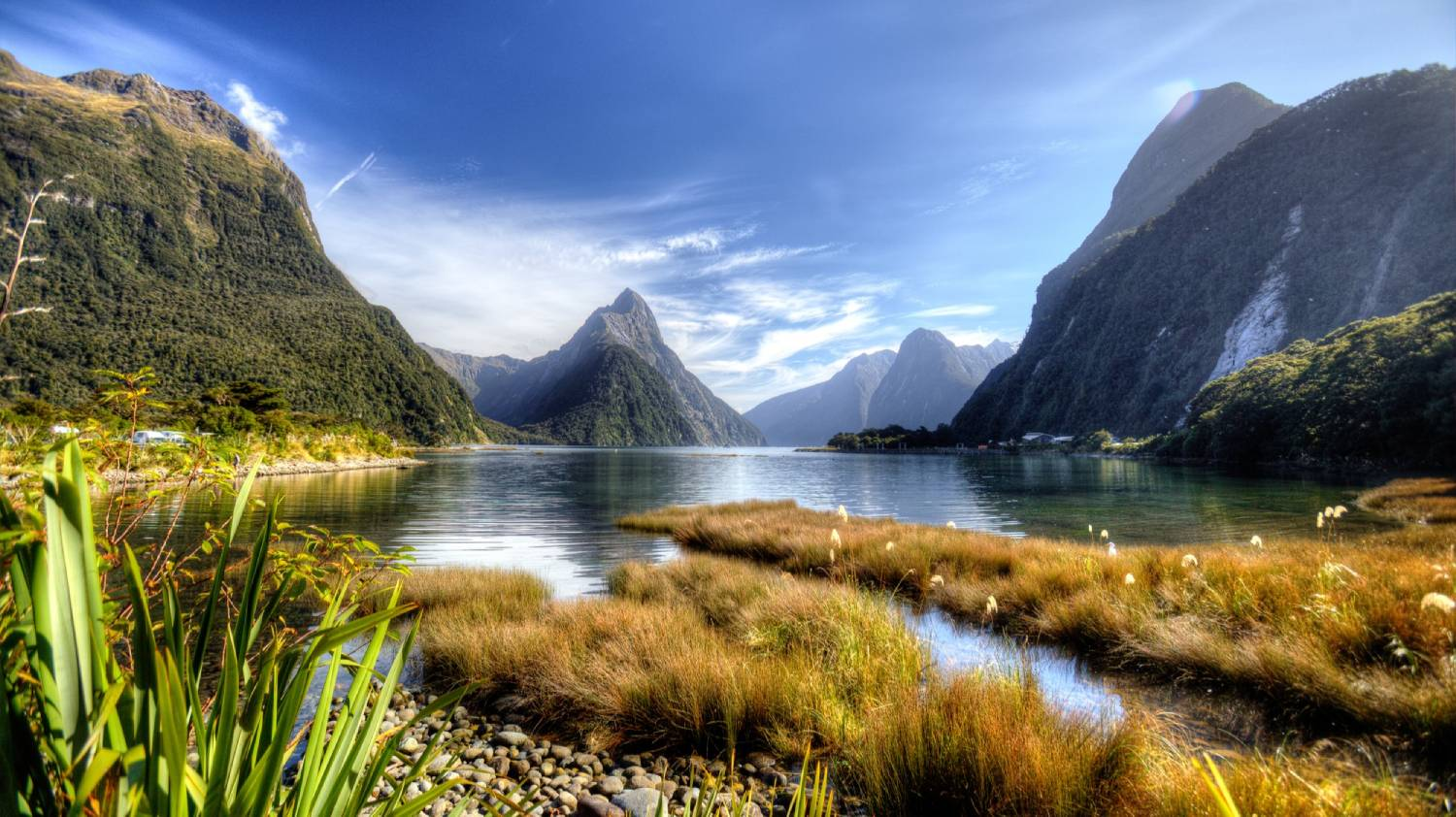 Milford Sound - The Best Places To Visit In New Zealand