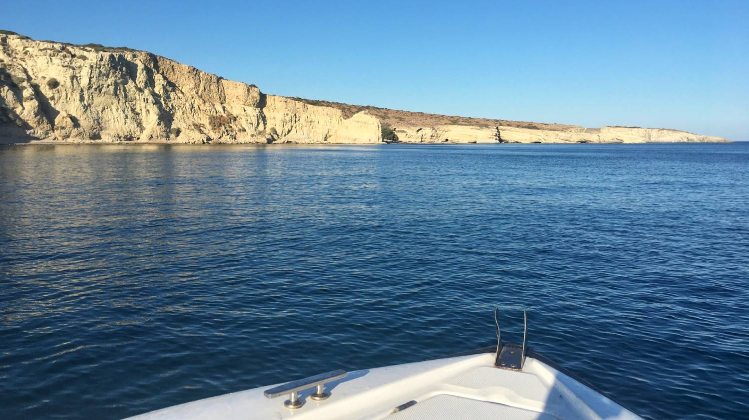 Milos Boat Hire - Things To Do In Milos