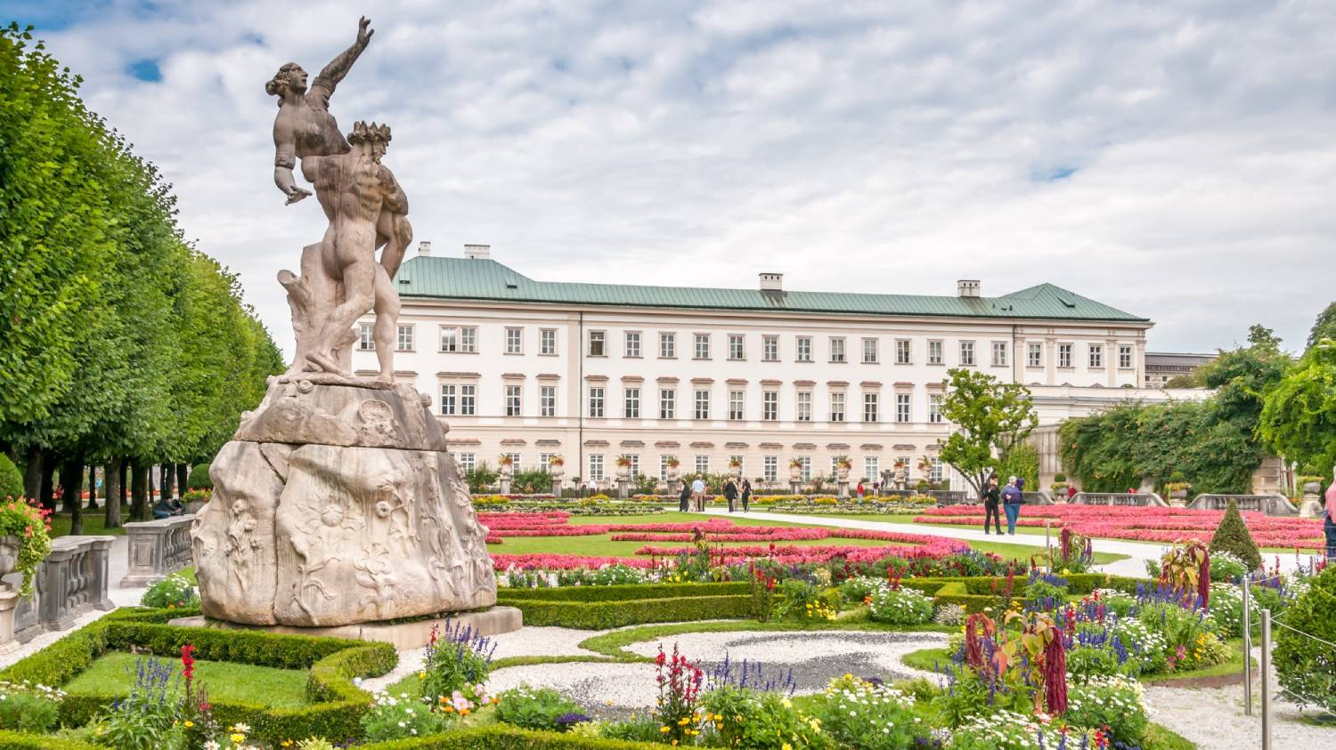 Mirabell Palace and Gardens - Things To Do In Salzburg