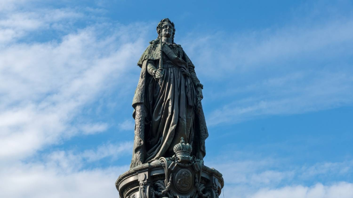 Monument to Catherine the Great - Things To Do In Saint Petersburg