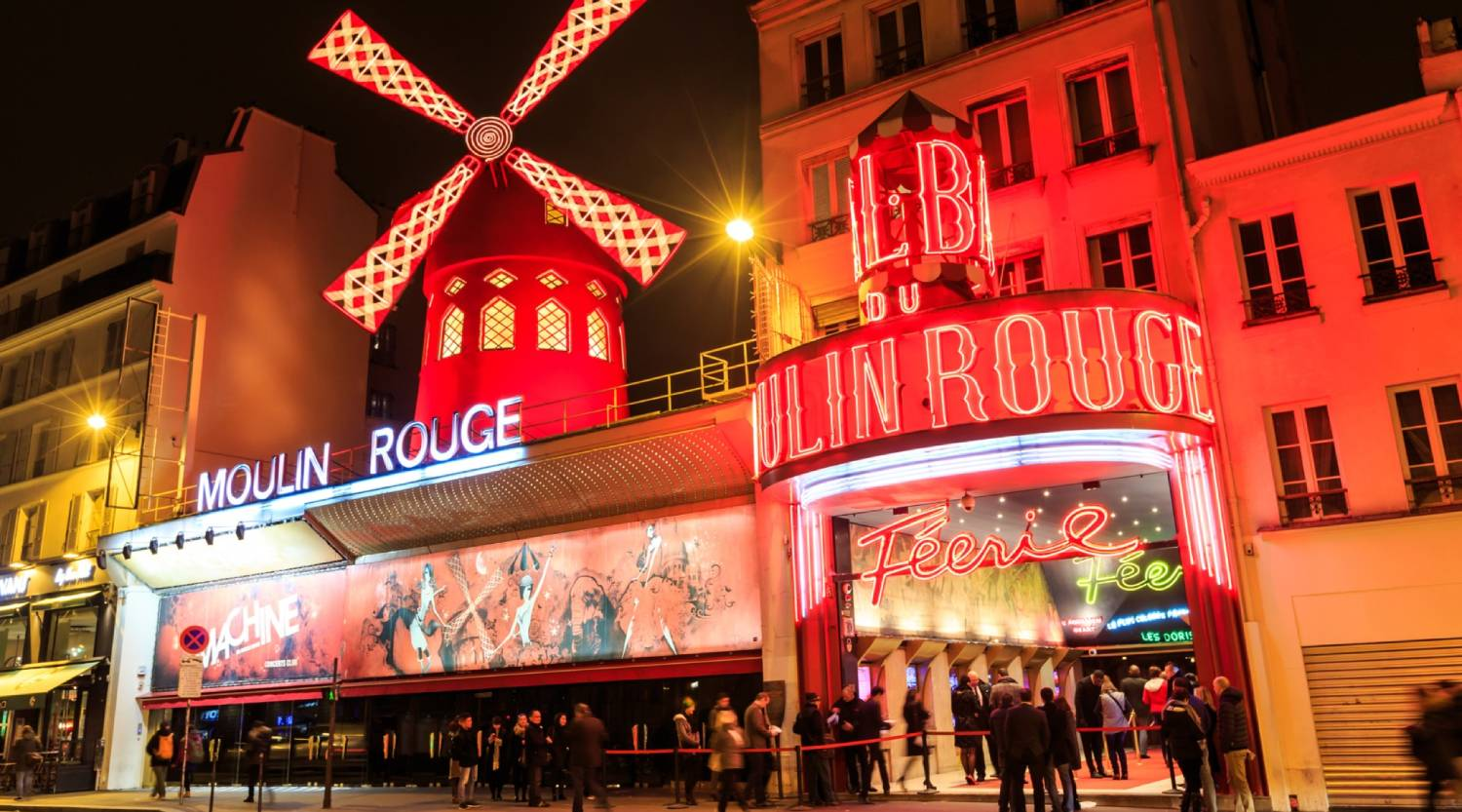 Moulin Rouge - Things To Do In Paris