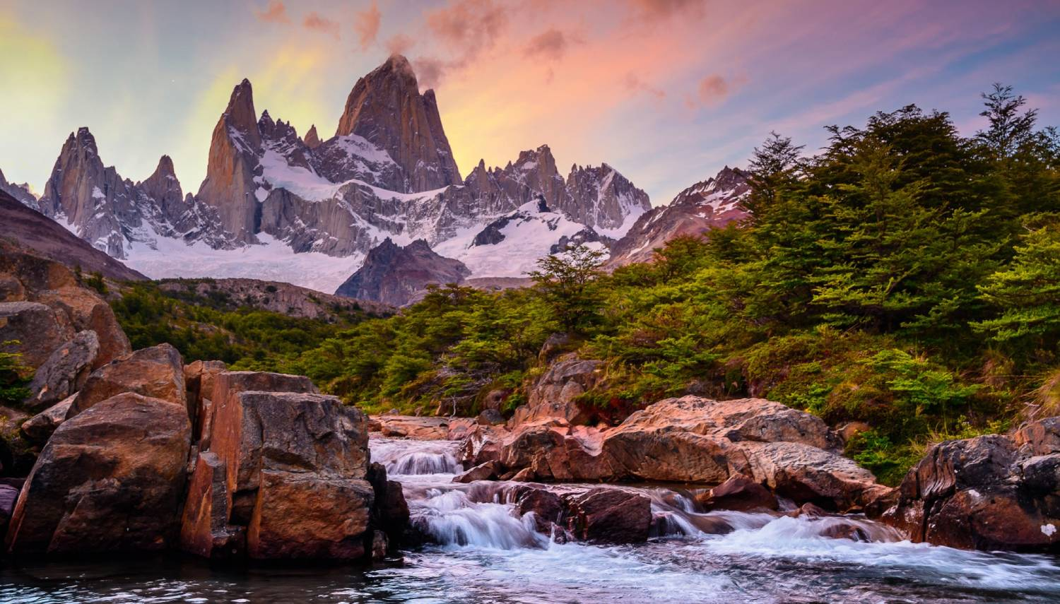 Mount Fitz Roy - Things To Do In Argentina