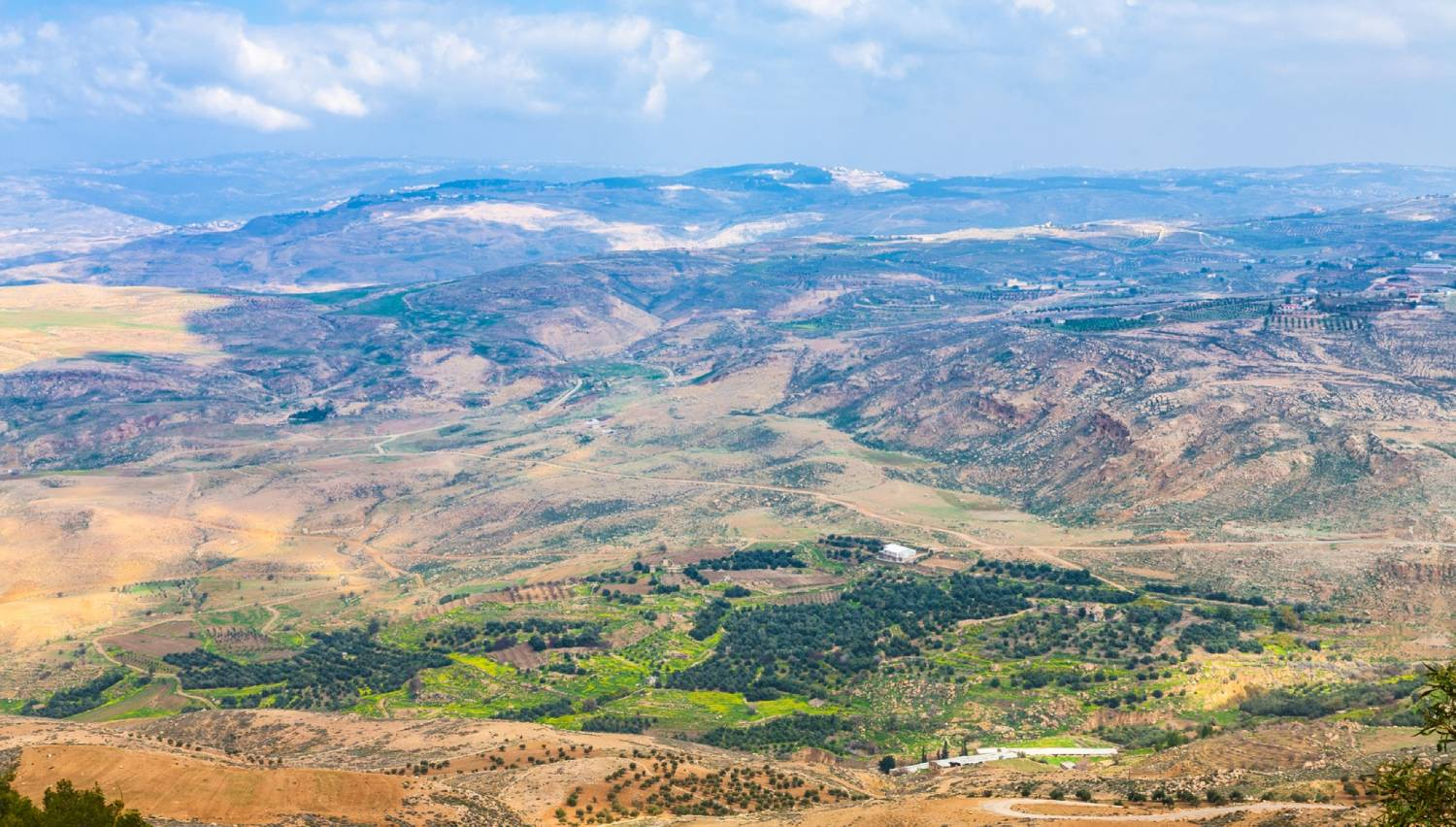 Mount Nebo - Things To Do In Amman