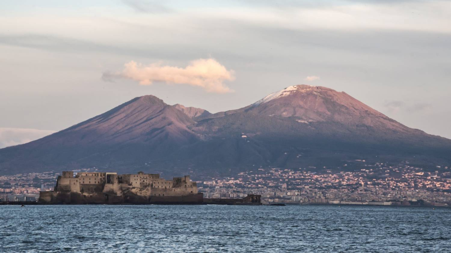 Mount Vesuvius - Things To Do In Rome