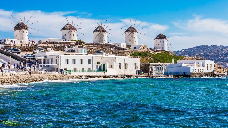 Mykonos - Travel Blog