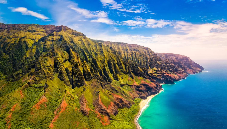 Na Pali Coast - Things To Do In Hawaii