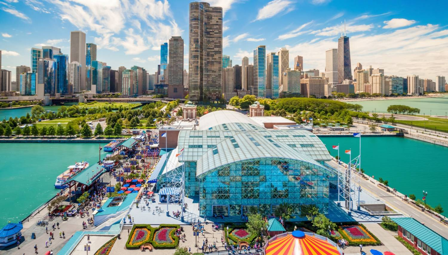 Navy Pier - Things To Do In Chicago