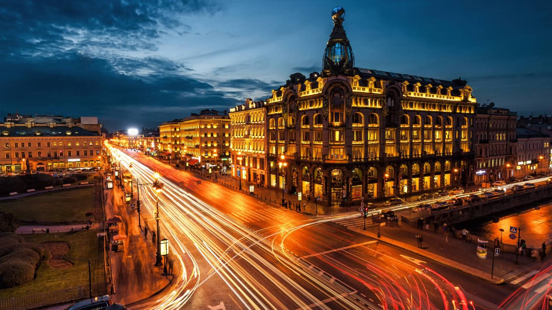 Nevsky Prospekt - Things To Do In Saint Petersburg