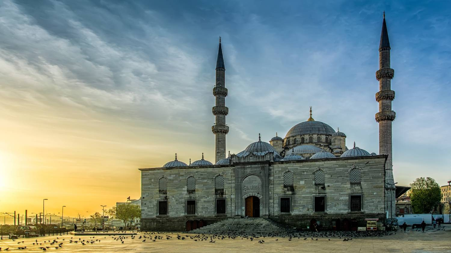 New Mosque (Yeni Cami) - Things To Do In Istanbul