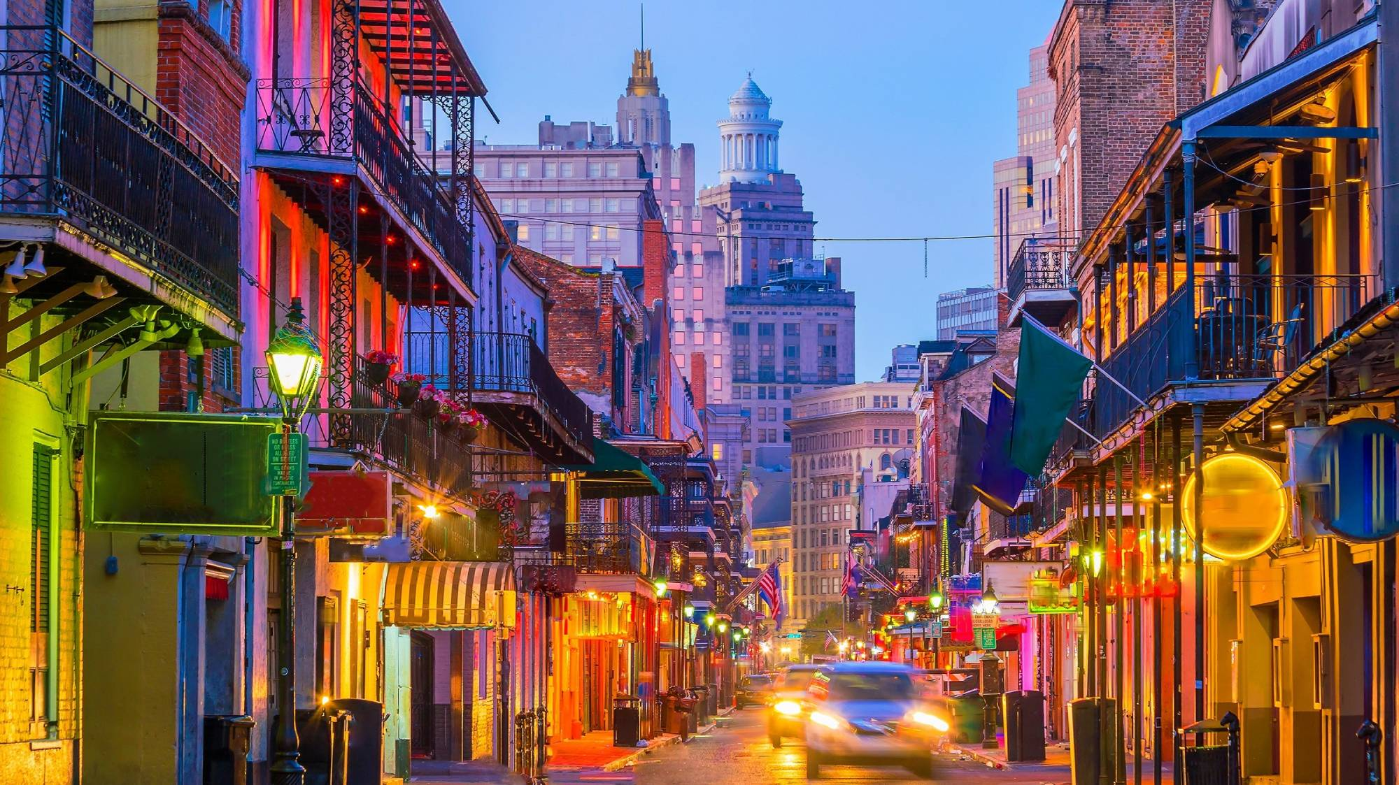 New Orleans - Travel Blog