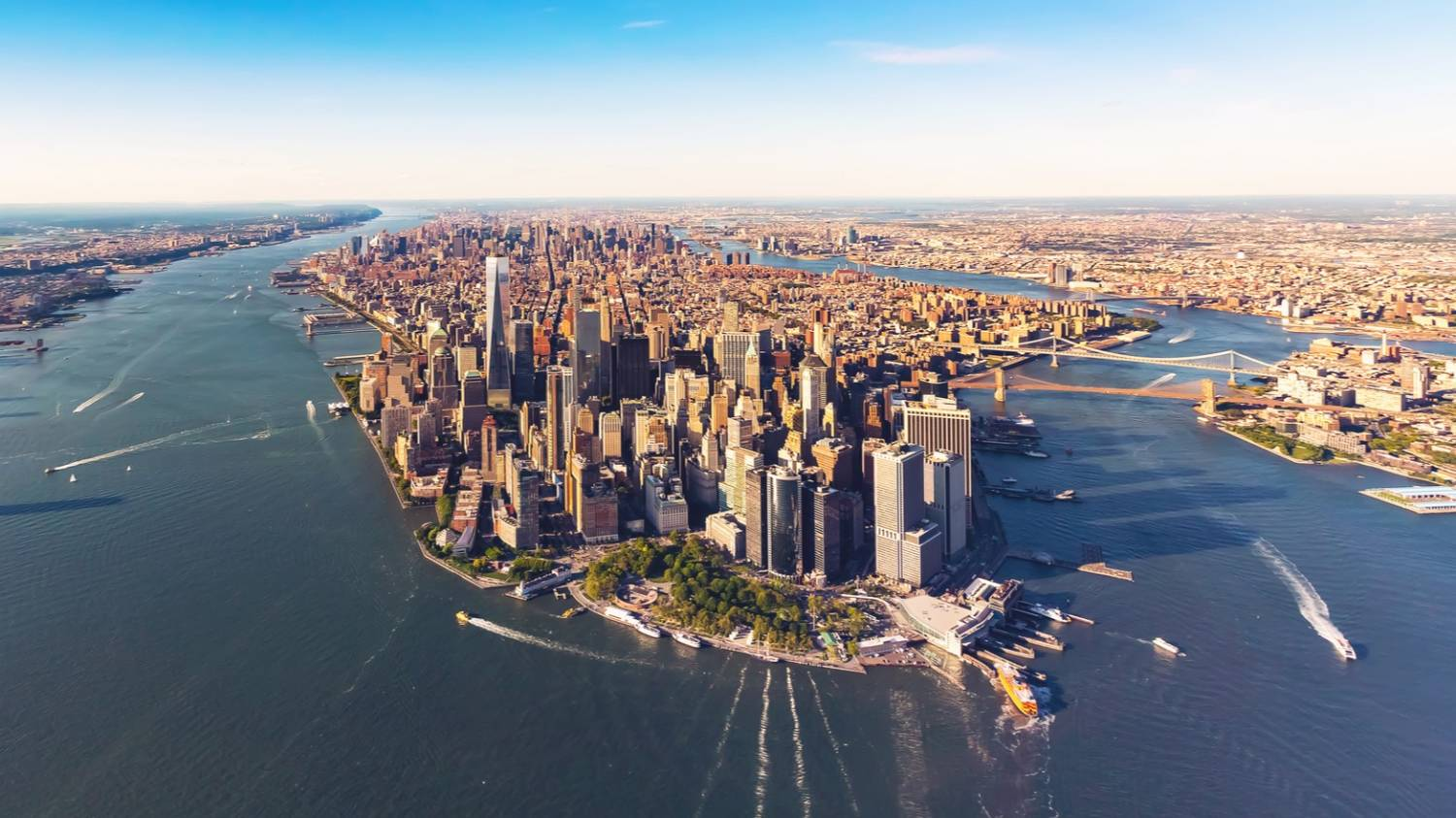 New York Harbor - Things To Do In New York City