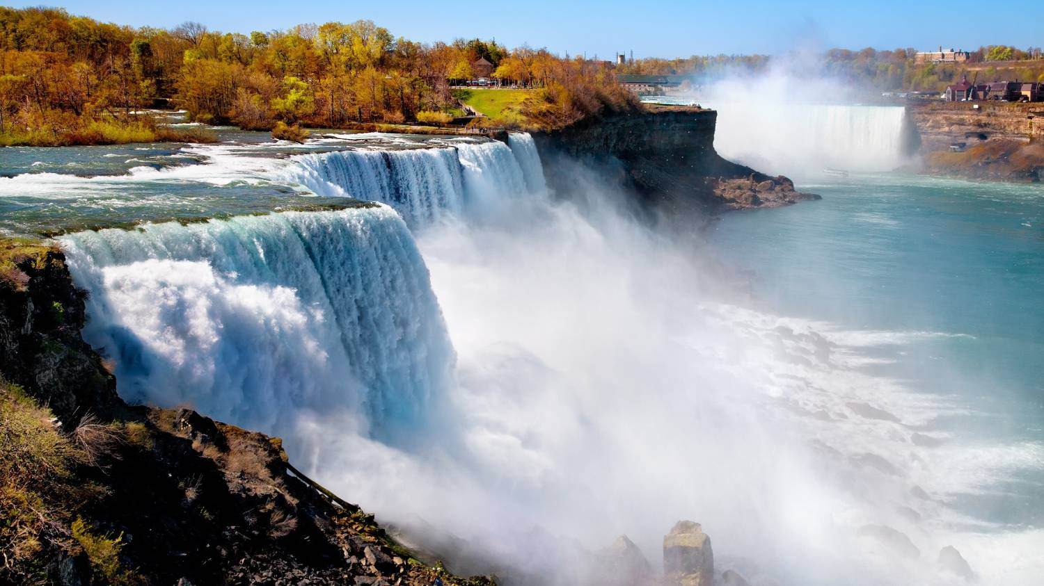 Niagara Falls - The Best Places To Visit In Canada