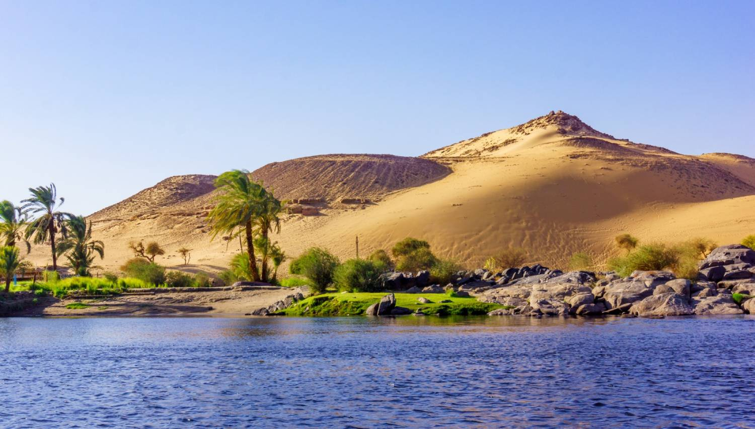 Nile River - Things To Do In Aswan