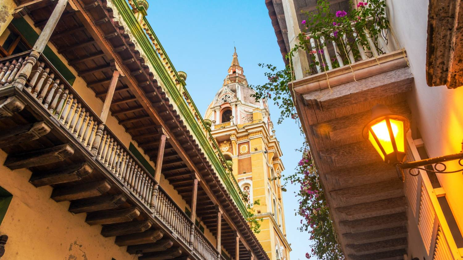 Old Town Cartagena - Things To Do In Cartagena