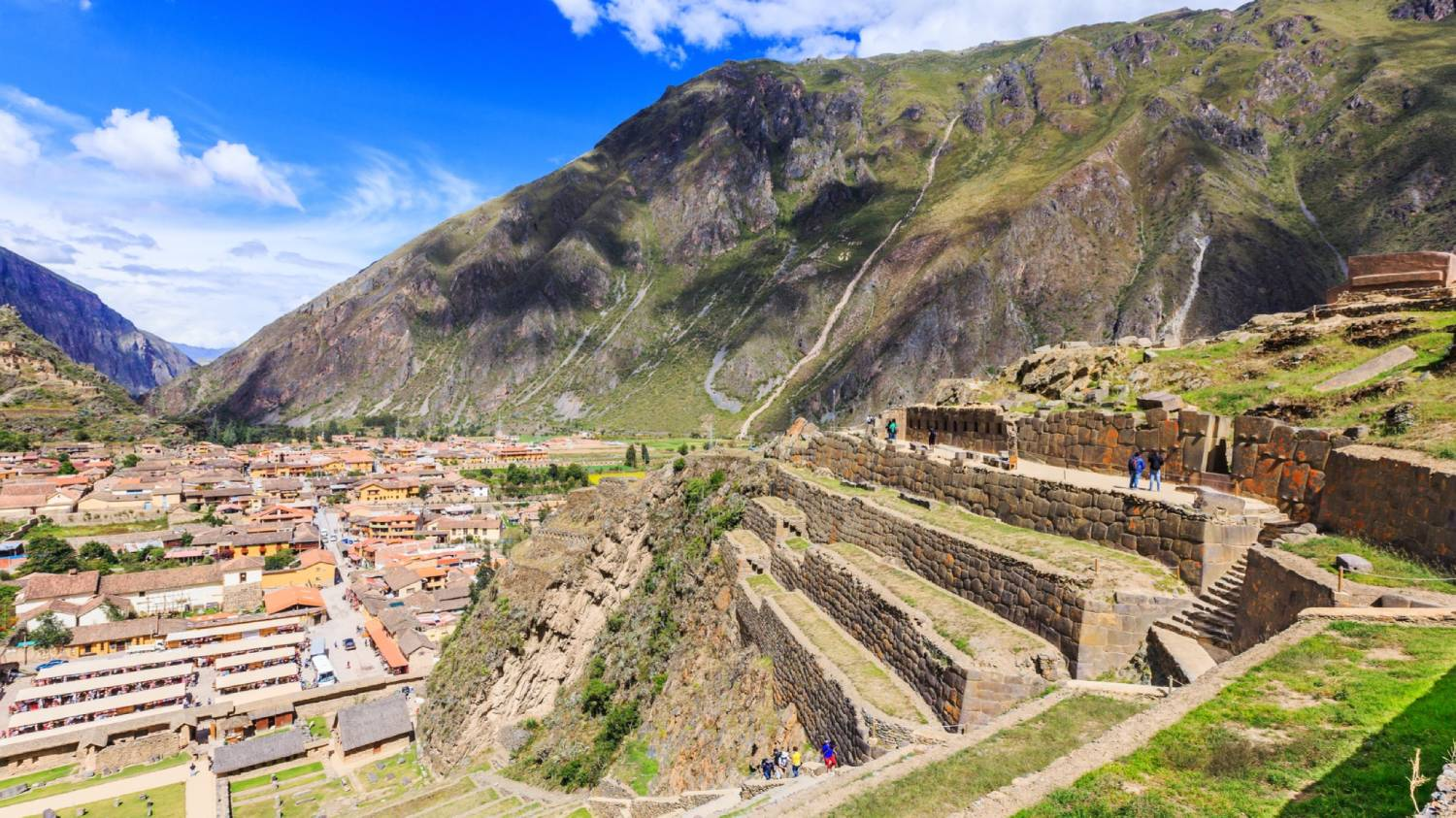 Ollantaytambo Fortress - Things To Do In Cusco