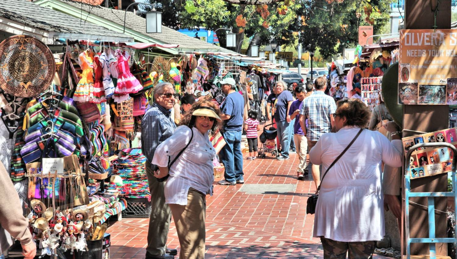 Olvera Street - Things To Do In Los Angeles
