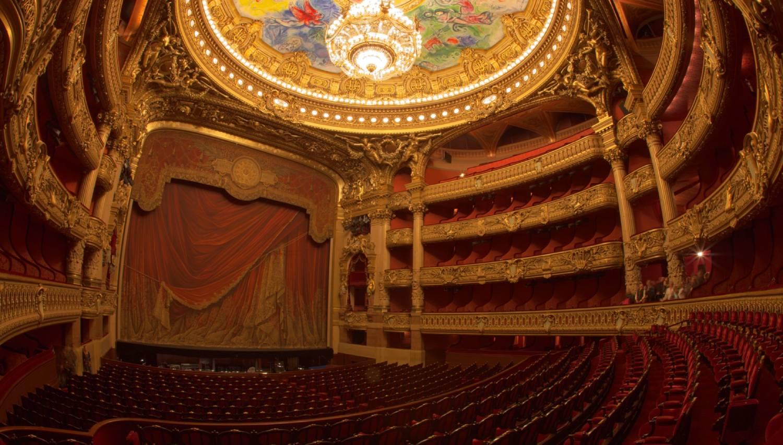 Opera Garnier - Things To Do In Paris