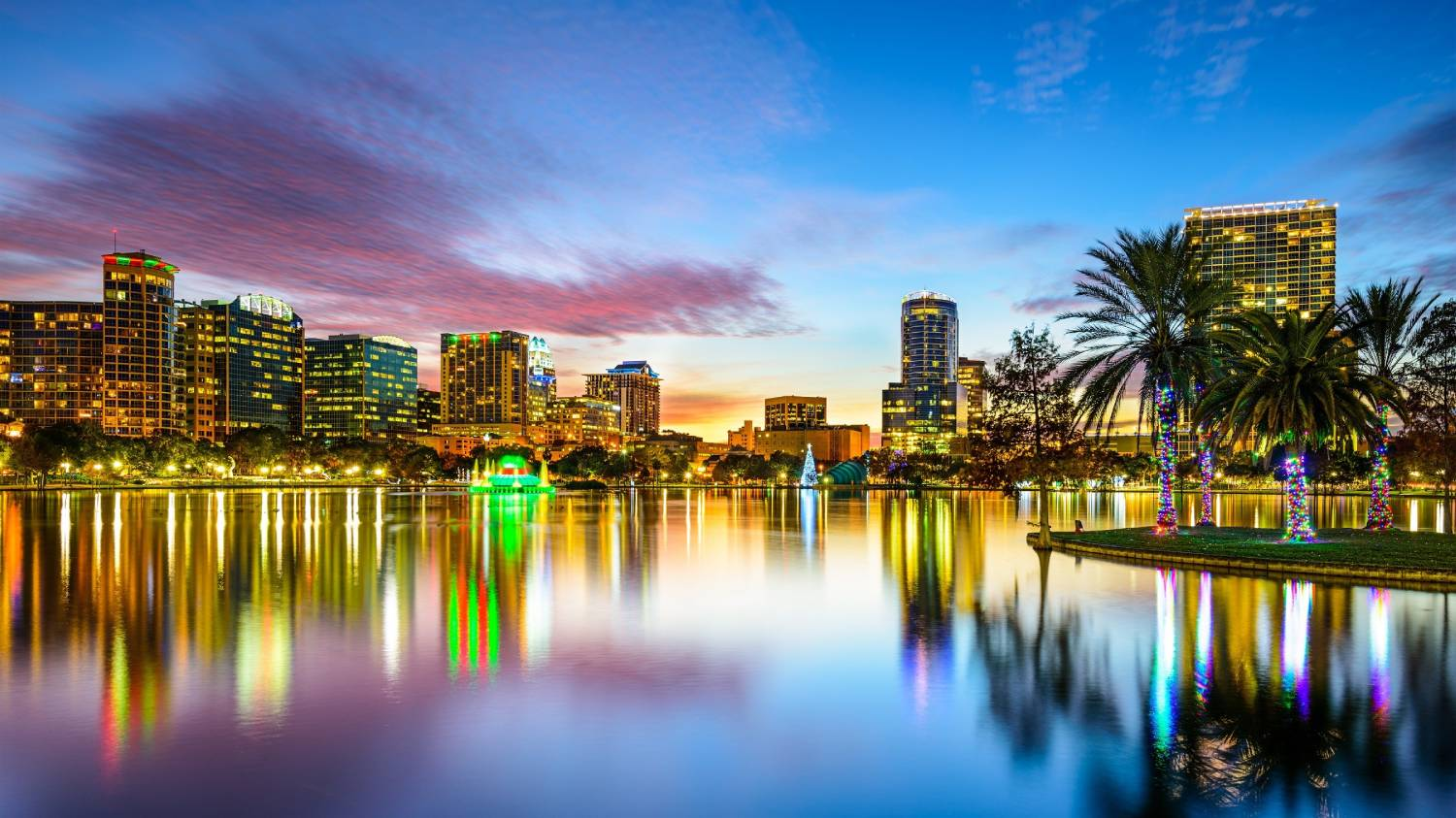 Orlando - The Best Places To Visit In The United States Of America