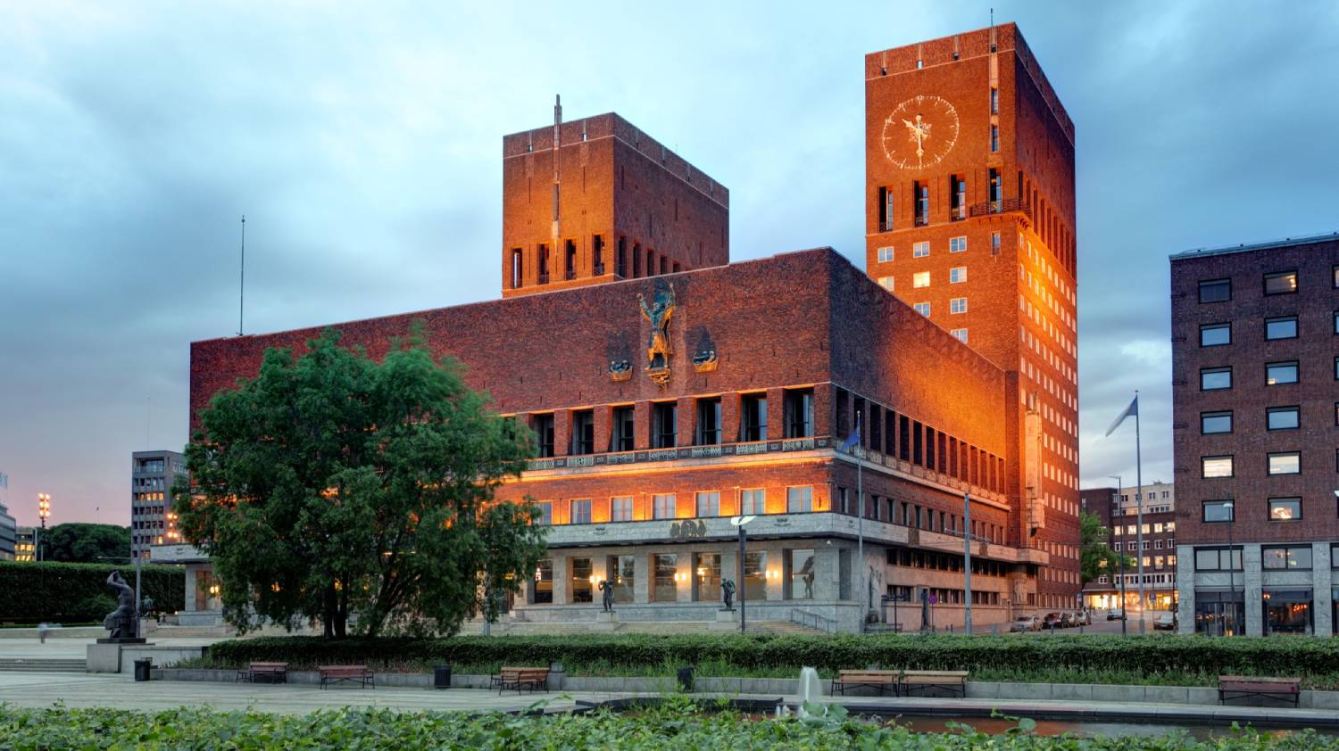 Oslo City Hall (Radhus) - Things To Do In Oslo