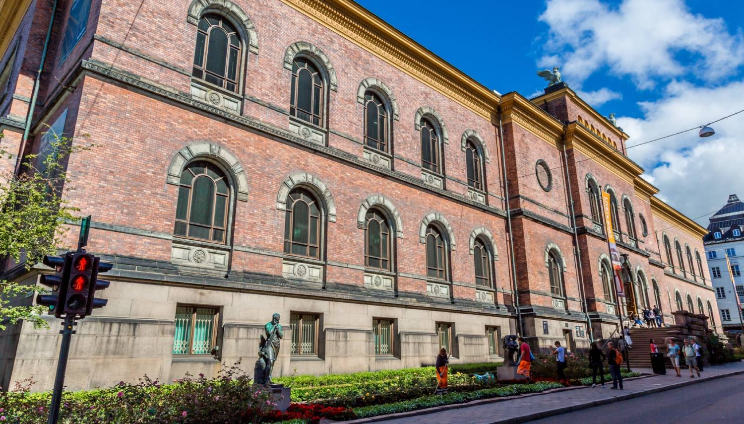 Oslo National Gallery - Things To Do In Oslo