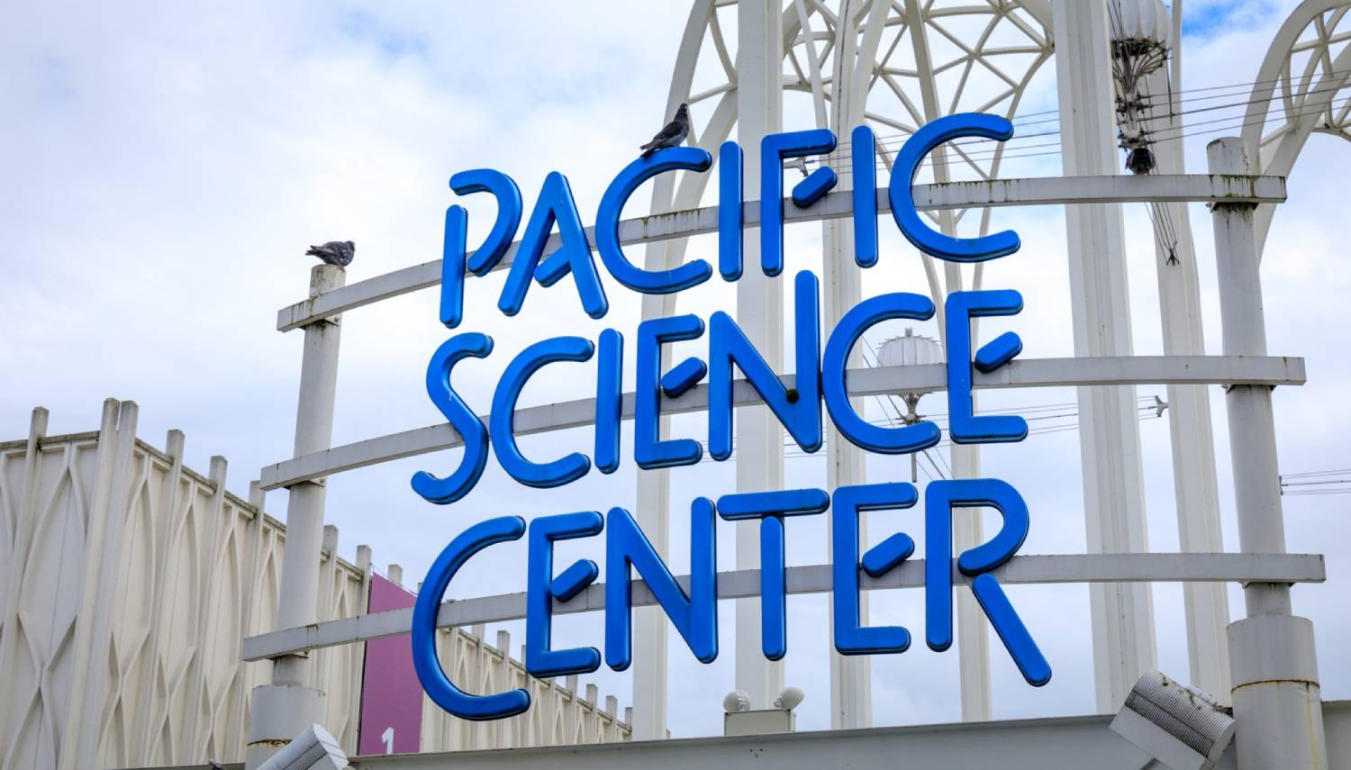 Pacific Science Center - Things To Do In Seattle