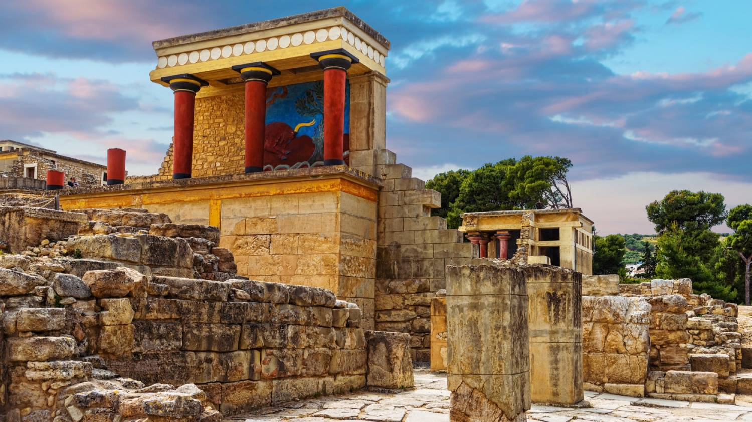 Palace of Knossos - Things To Do In Crete