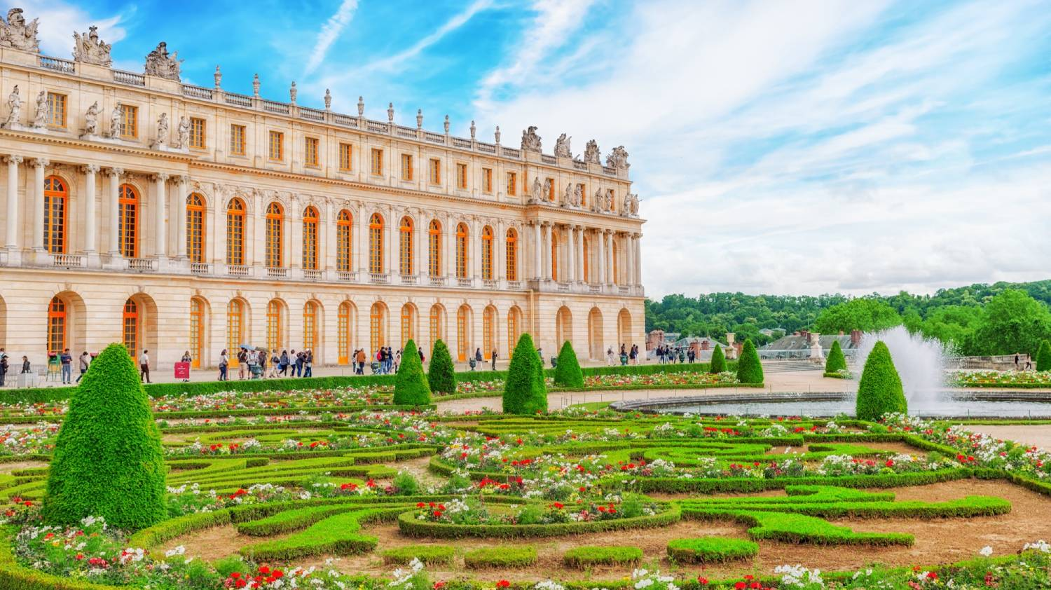 Palace of Versailles - Things To Do In Paris